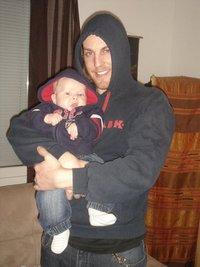 Luke and Baby